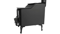 Model 261 Non-Catalytic Wood Stove Front Angle View