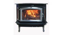 Buck Stove Model 91 Catalytic Wood Stove with Pewter Door