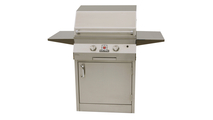 Solaire Deluxe Cart Mount Grill 27 Inch