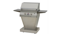 Solaire Infrared Pedestal Grill 27 Inch