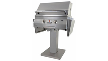 Solaire Infrared Patio Post Grill 27 Inch