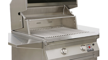 30 inch Solaire Cart Mount Grill grate and warming rack