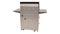 Solaire Cart Mount Grill backside