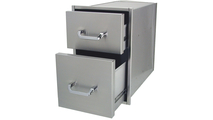 Solaire 2 Narrow Drawer Set 23 Inch Deep