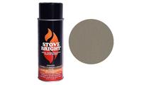 Metallic Brown Stove Bright Spray Can