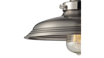 1-Light Newberry Wall Sconce Shade Close Up