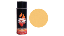 Gold High Temperature Stove Spray Paint