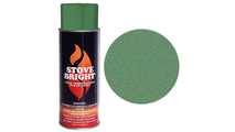 Green Gas Fireplace Surround Spray Can