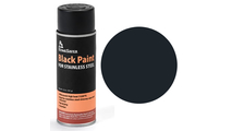 HomeSaver Black Paint for Stainless Steel