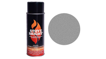 Metallic Gray Green Brown Stove Bright Spray Can
