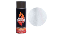Silver High Temperature Stove Spray Paint