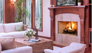 Maintenance And Anatomy Of A Wood Burning Fireplace