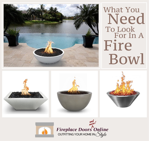 What You Need To Look For When Buying The Perfect Fire Bowl