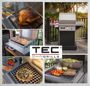 TEC Grills Do Everything – Better!