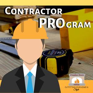 Fireplace Doors Online Contractor Program