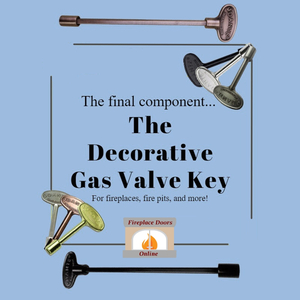 The Decorative Gas Valve Key