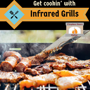 Get Cookin' With Infrared Grills