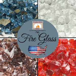 Highlight Of The Week: USA-Made Fire Glass