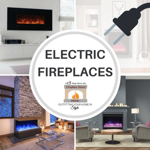 Highlight of the Week: Electric Fireplaces