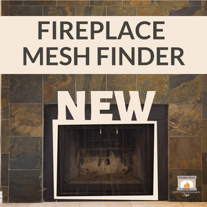 New Easy Fireplace Mesh Finder!