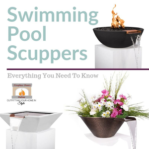 Everything You Need to Know About Swimming Pool Scuppers