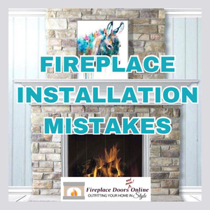 Mistakes You Need To Avoid When Installing A Fireplace