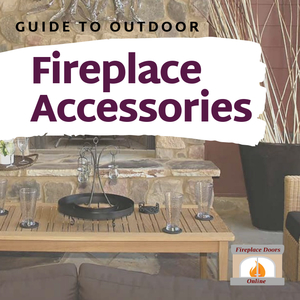 Guide to Outdoor Wood-Burning Fireplace Accessories