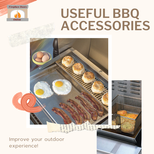 Useful Barbecue Accessories to Improve Your Outdoor Experience