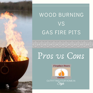 Wood VS Gas Fire Pits – Pros & Cons