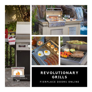 Fireplace Doors Online Revolutionary Grills