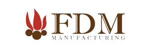 FDM Manufacturing of fireplace doors