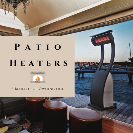 6 Benefits of Owning a Patio Heater