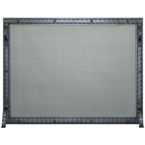 Blacksmith Fireplace Screen