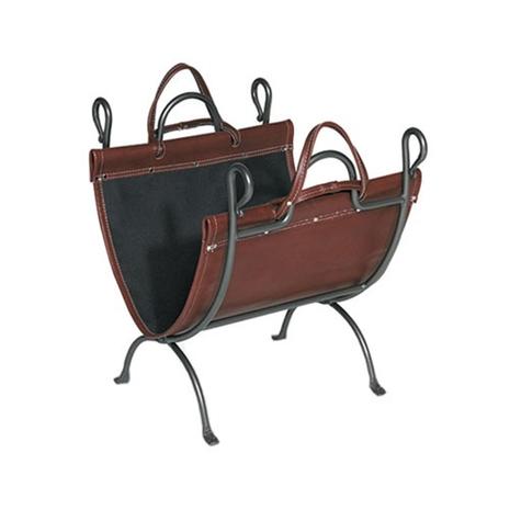 Anvil Pilgrim log carrier and frame