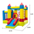 Multicolor Inflatable Jump House