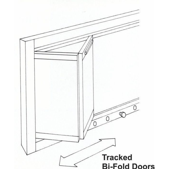 Tracked Bifold Doors