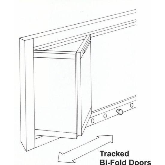 Tracked Bifold Doors