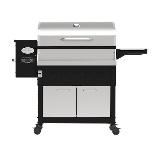 Louisiana Pellet Grill LG800 Elite