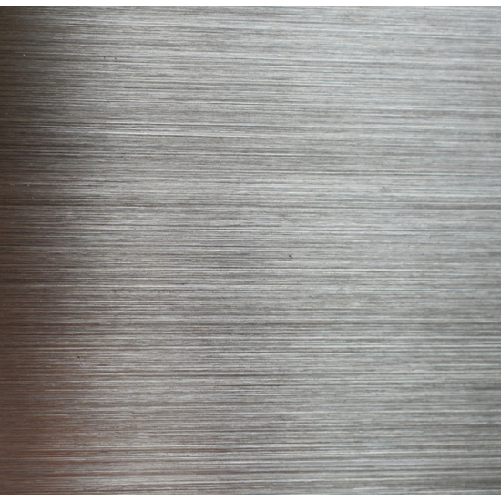 Brushed Stainless Closeup