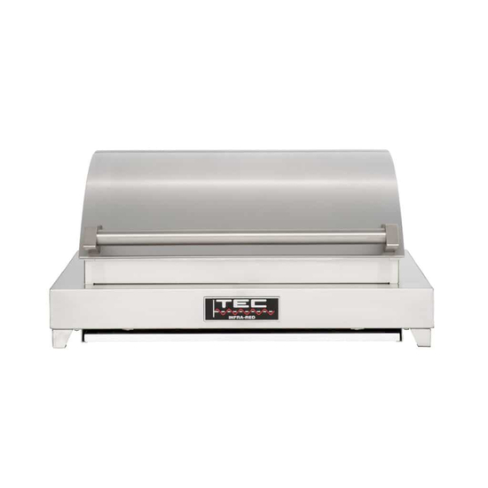 TEC G-Sport Built In Grill With No Carry Handles On Side