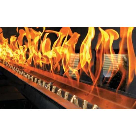 Perfect Flame Burner Pattern