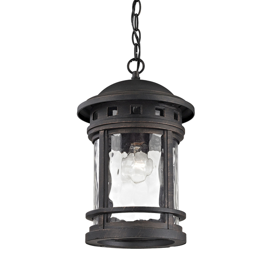 Costa Mesa Outdoor Hanging Lantern