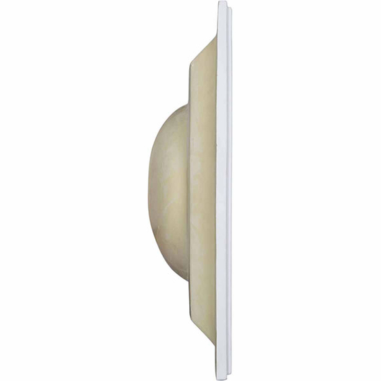 """24"""" Shell Urethane Ceiling Tile Side View"""