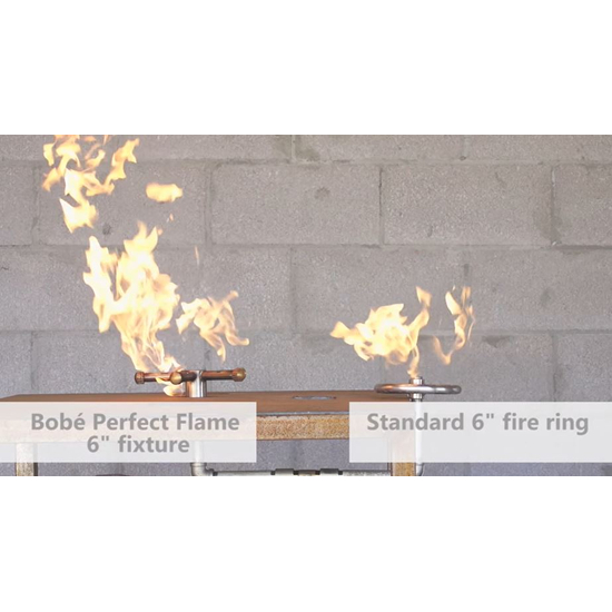 Perfect Flame Flame Pattern