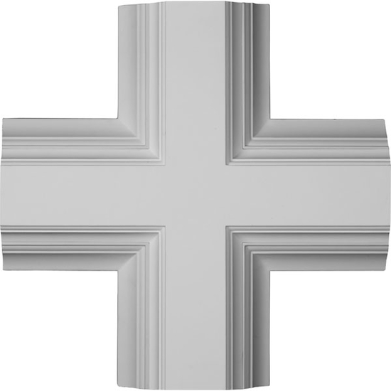 Inner Cross Intersection for 8 inch Deluxe