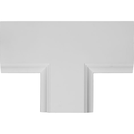 Perimeter Tee for 8 inch Traditional Coffered Ceiling