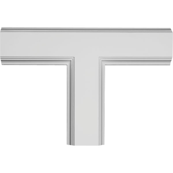 """Inner Tee for 5"""" Traditional Coffered Ceiling System"""