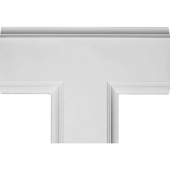 """Inner Tee for 8"""" Traditional Coffered Ceiling System"""