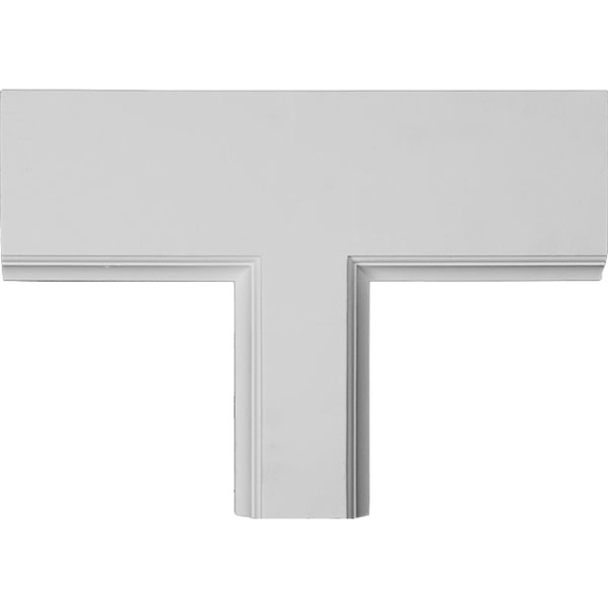 """Perimeter Tee for 5"""" Traditional Coffered Ceiling System"""