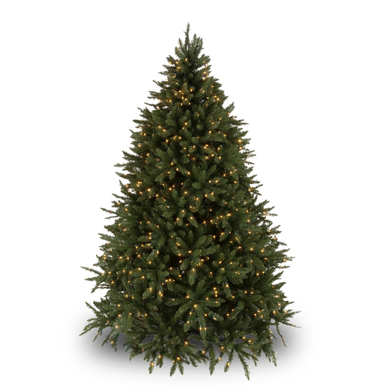 Douglas Fir Prelit Tree Clear